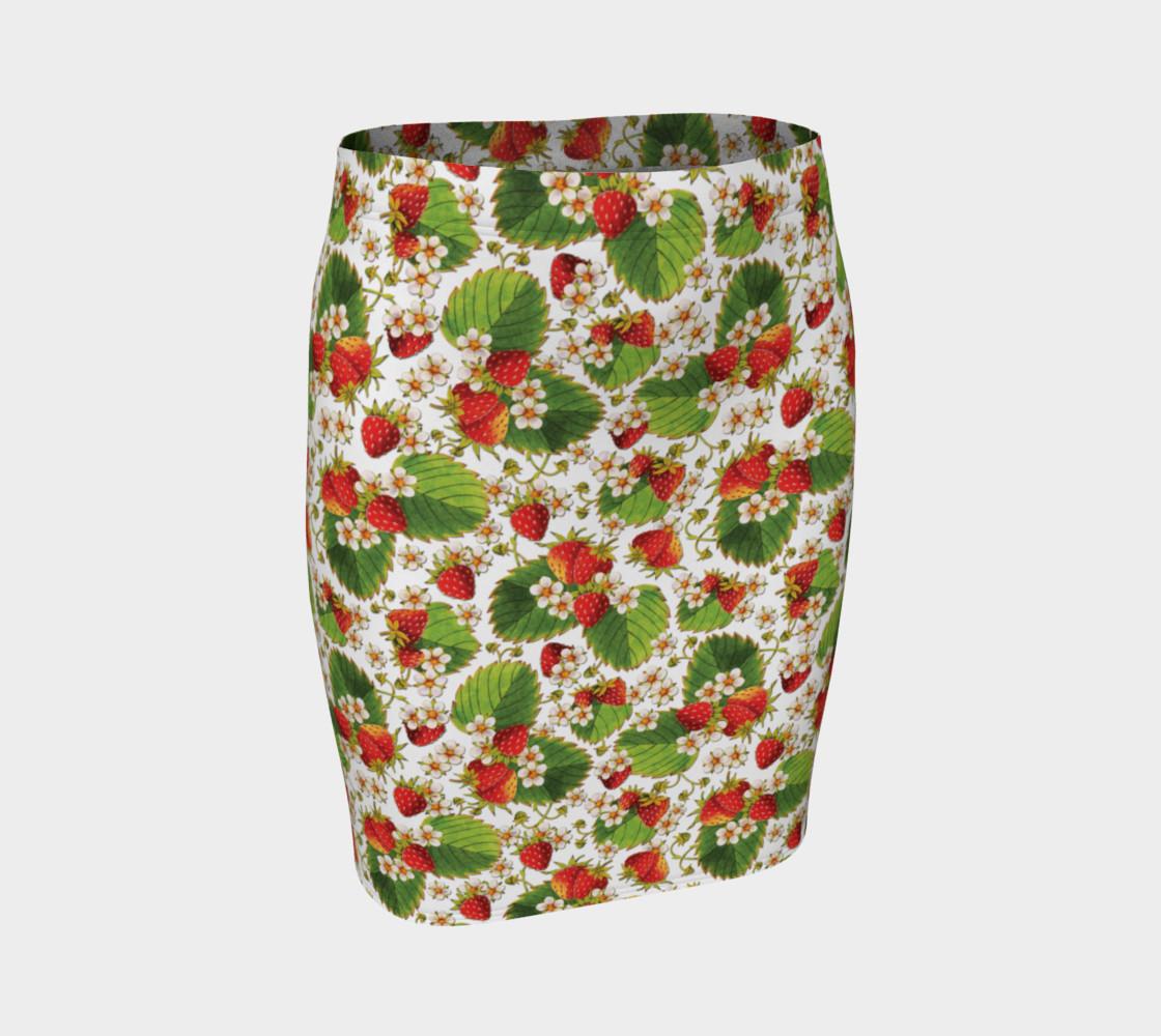 Aperçu de Ripe Strawberries #1