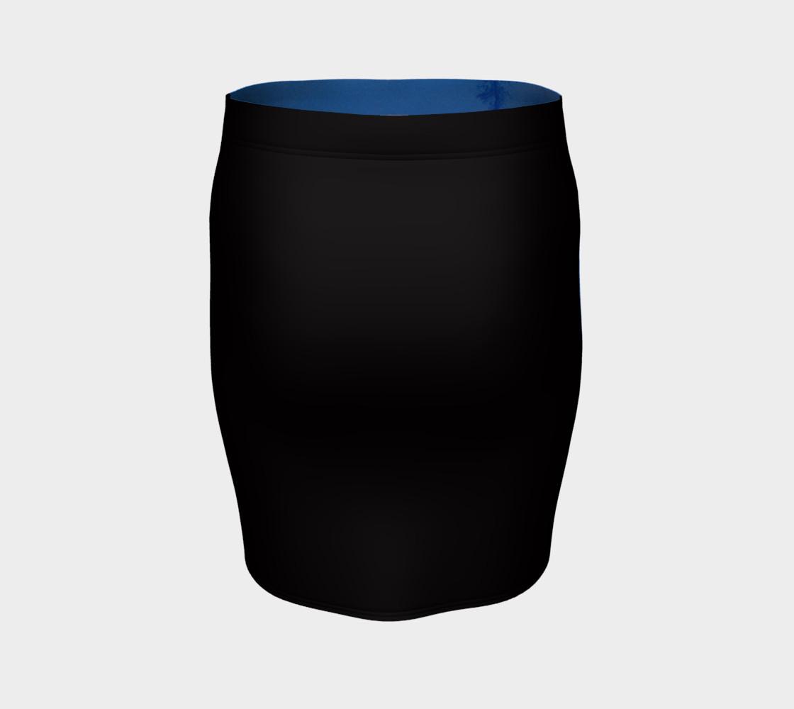 Brume Bleue (arrière noir) preview #4