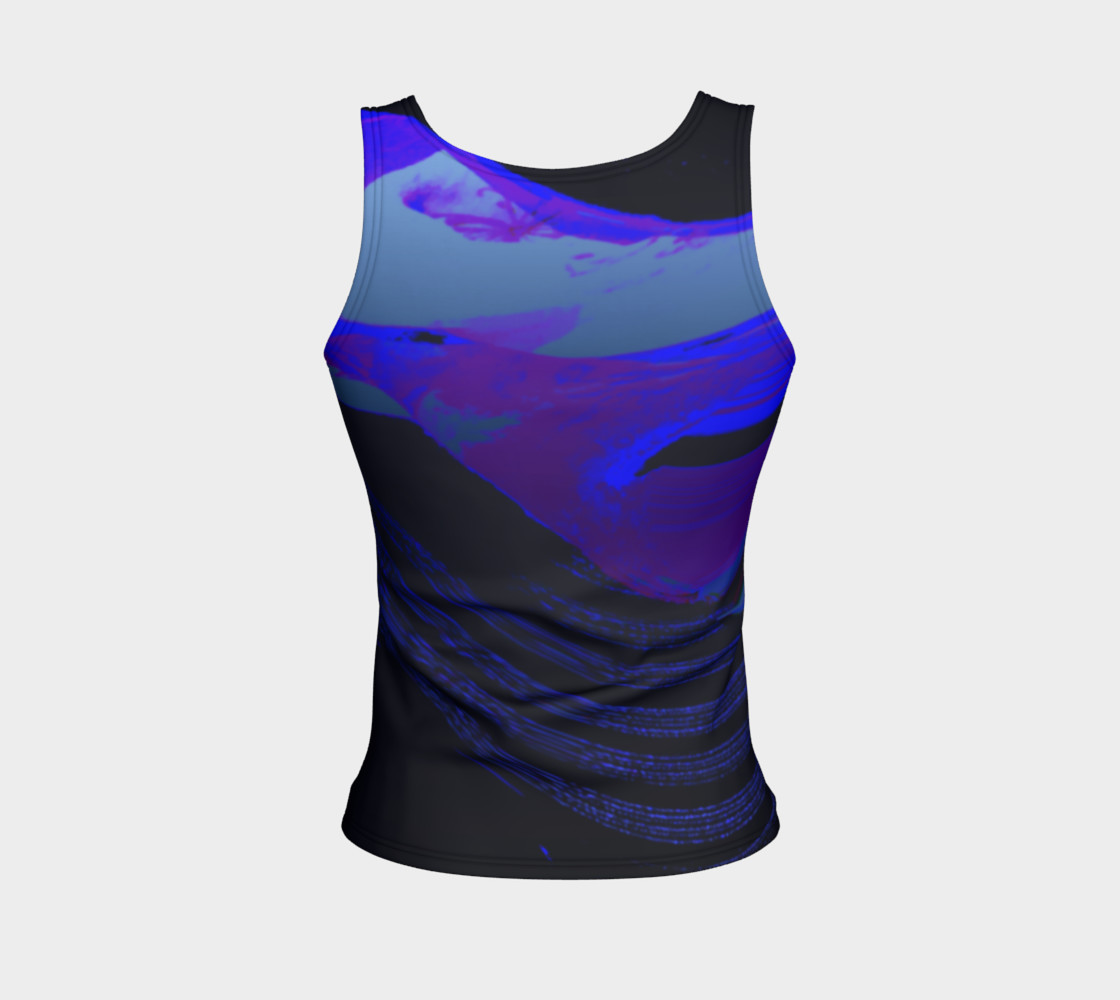Unexpected Joy Fitted Tank preview #2