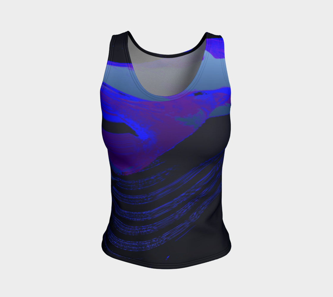 Unexpected Joy Fitted Tank preview #1