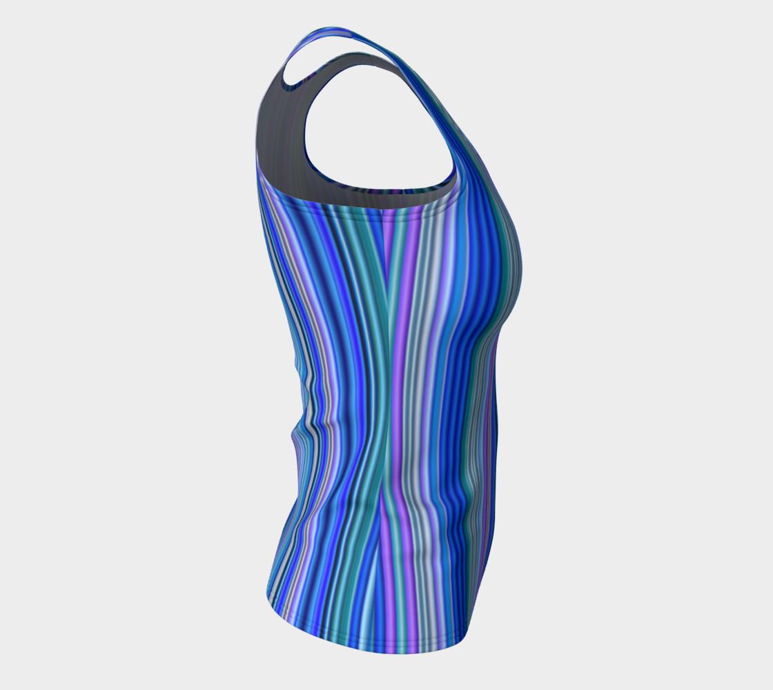 Vibrant vertical stripes preview #8