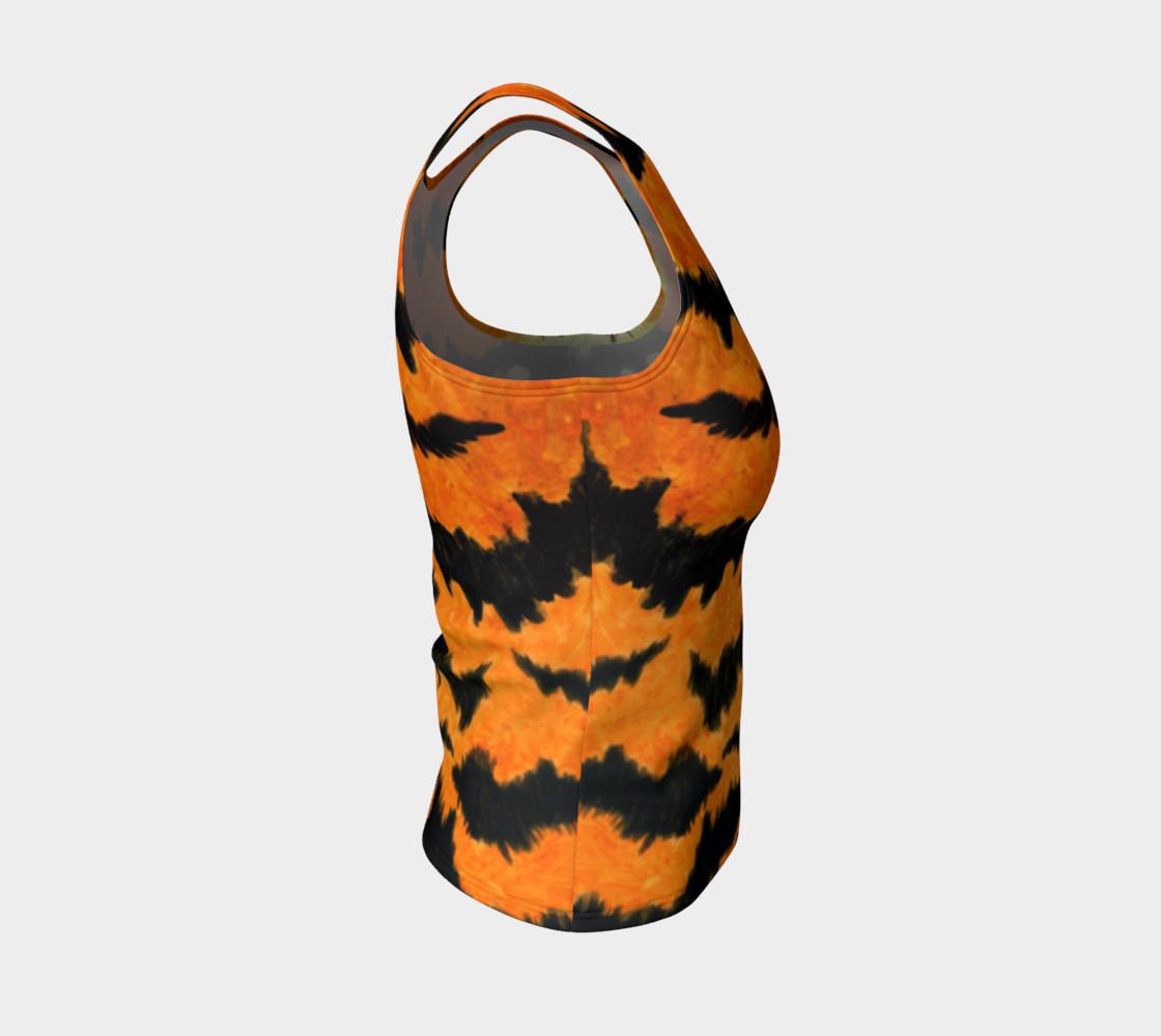 Orange tiger fur preview #4
