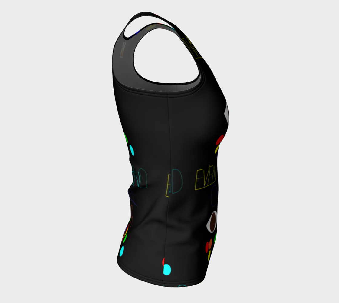 DOPE fitted tank top preview #8