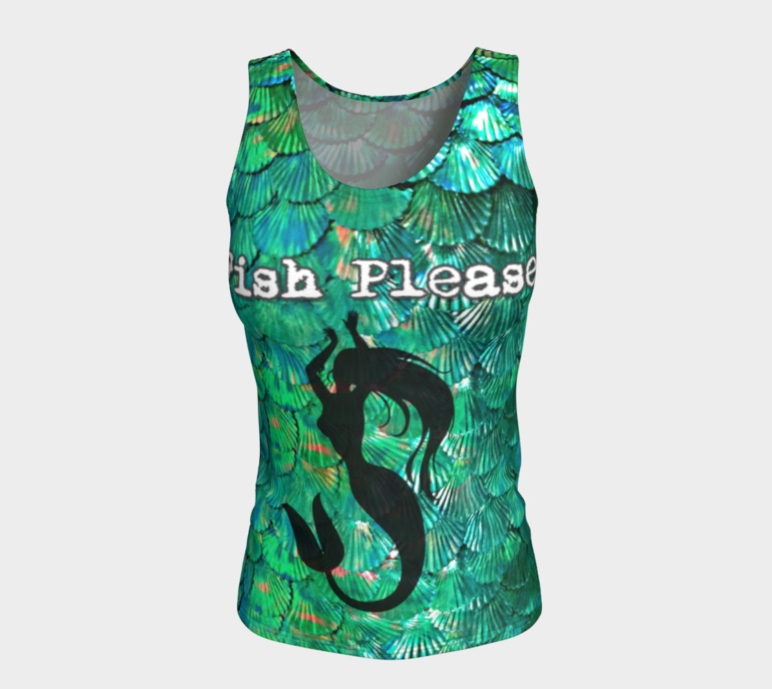 """Fish Please"" Mermaid Tank  preview #5"