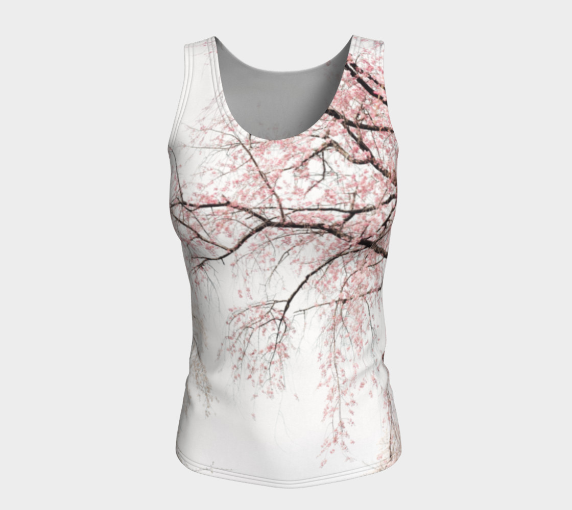 Sweet Serenity Fitted Tank Top preview #5