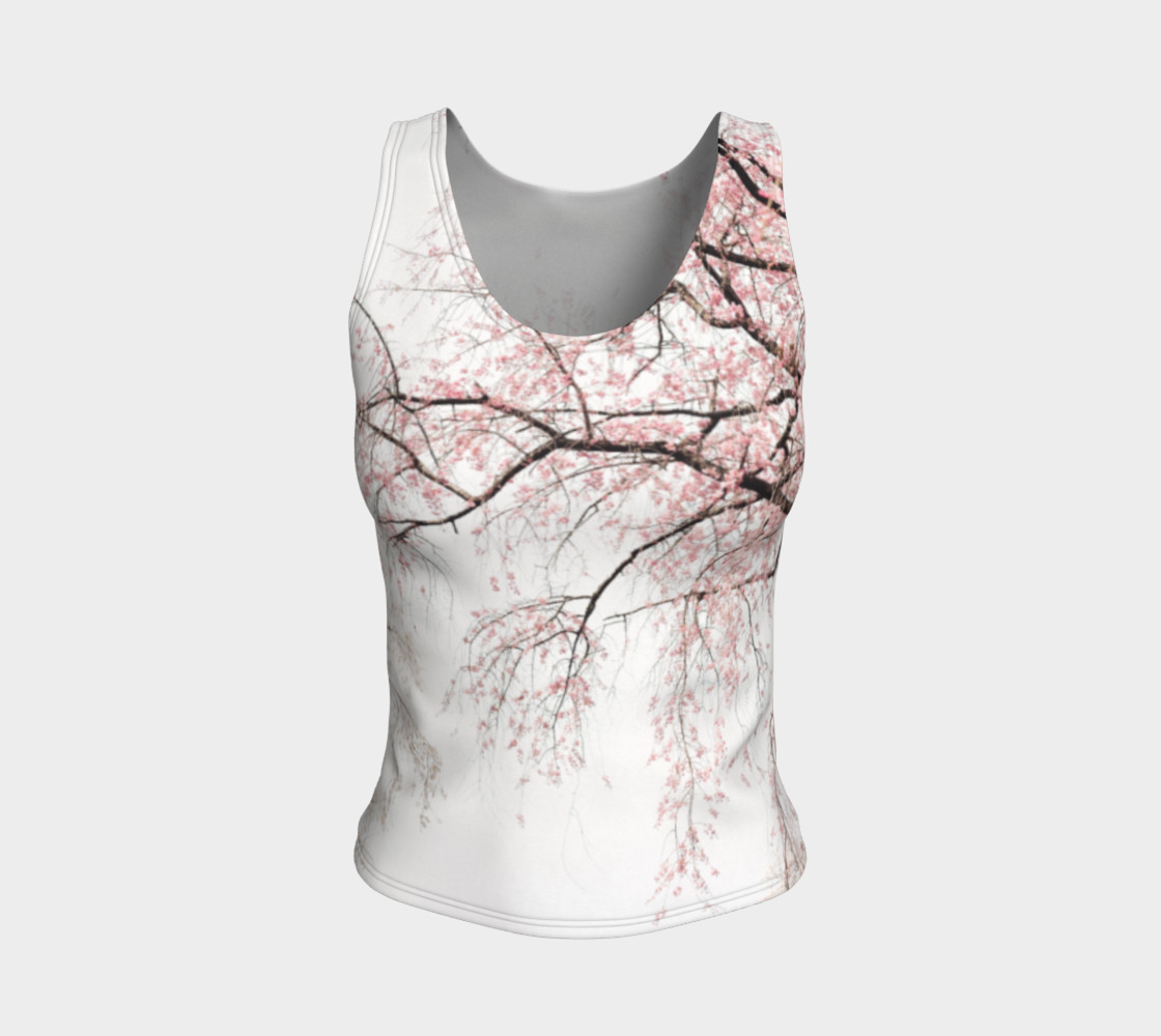 Sweet Serenity Fitted Tank Top preview #1