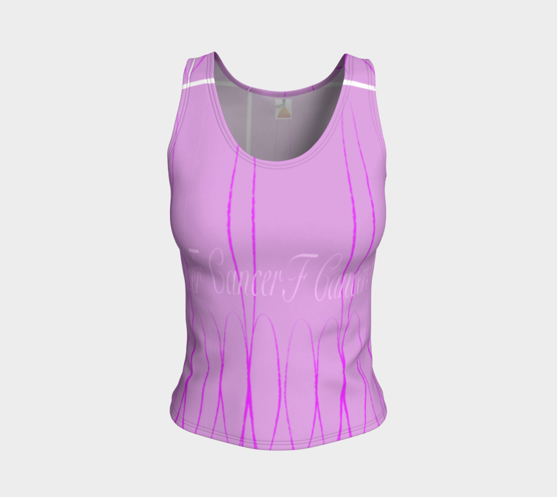 FK Cancerr TAnk Top preview #1