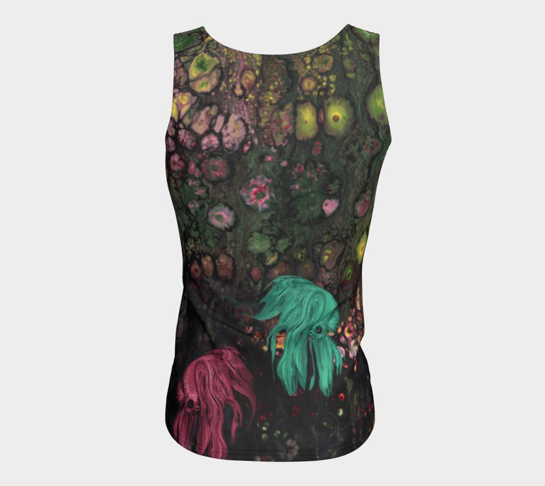 Betas Rising Fitted Tank Top preview #6