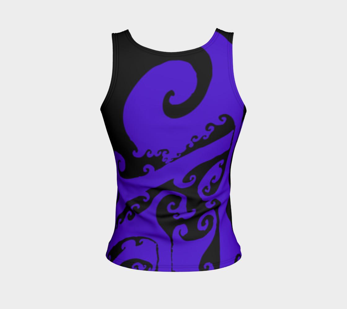 Aperçu de Dragon Lady, Deep Purple, Celtic Swirl #2