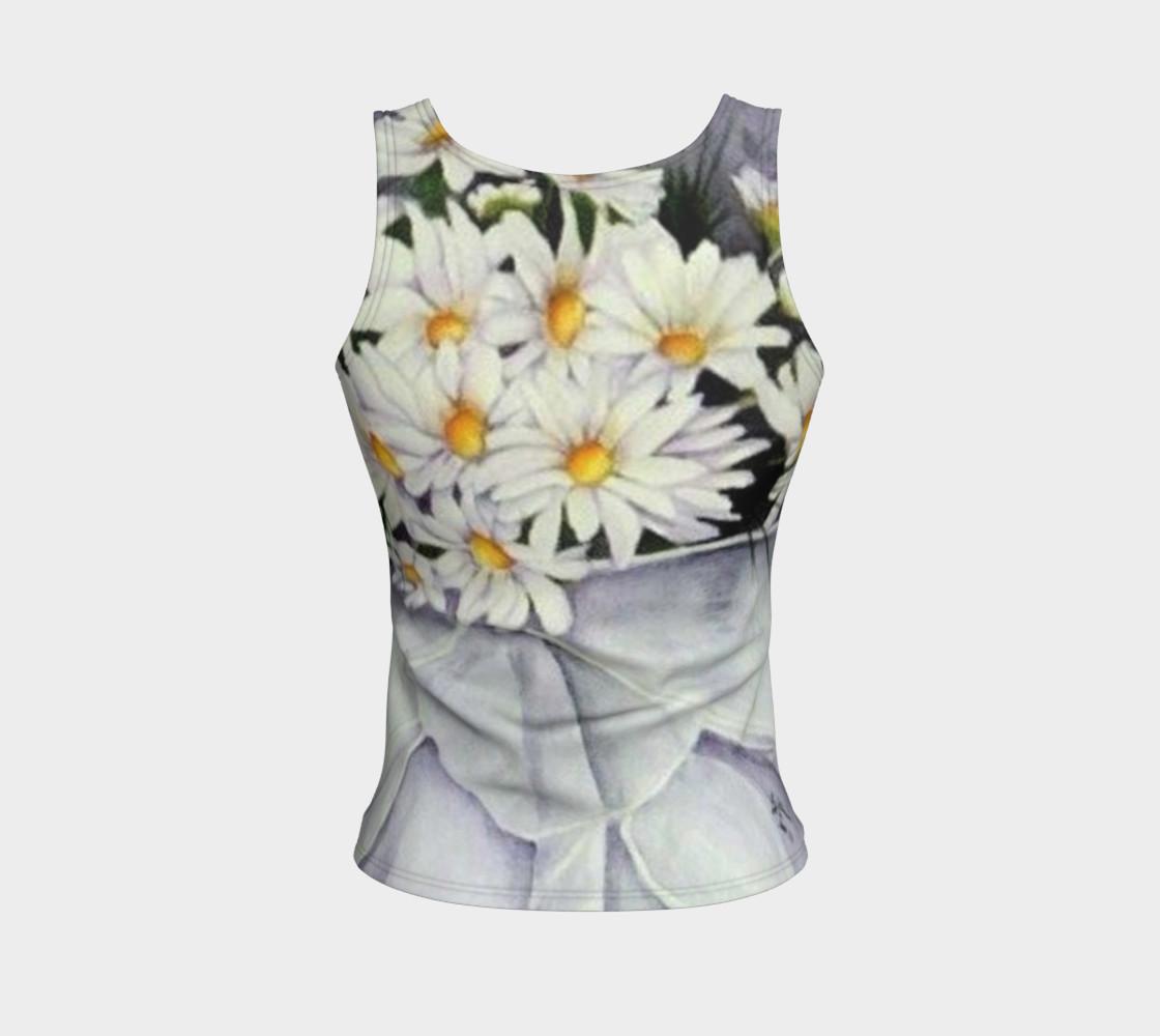 Daisy Bouquet Tank Top preview #2