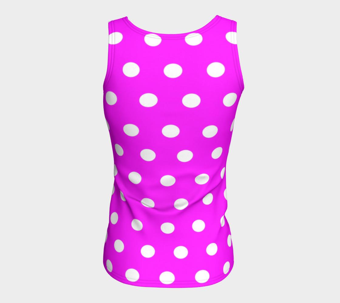 Polka Dots Pink preview #6