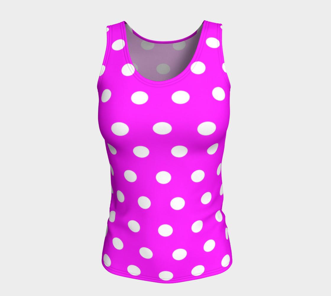 Polka Dots Pink preview #5