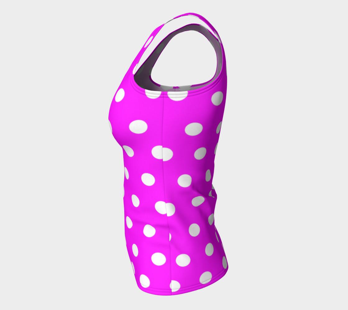 Polka Dots Pink preview #7