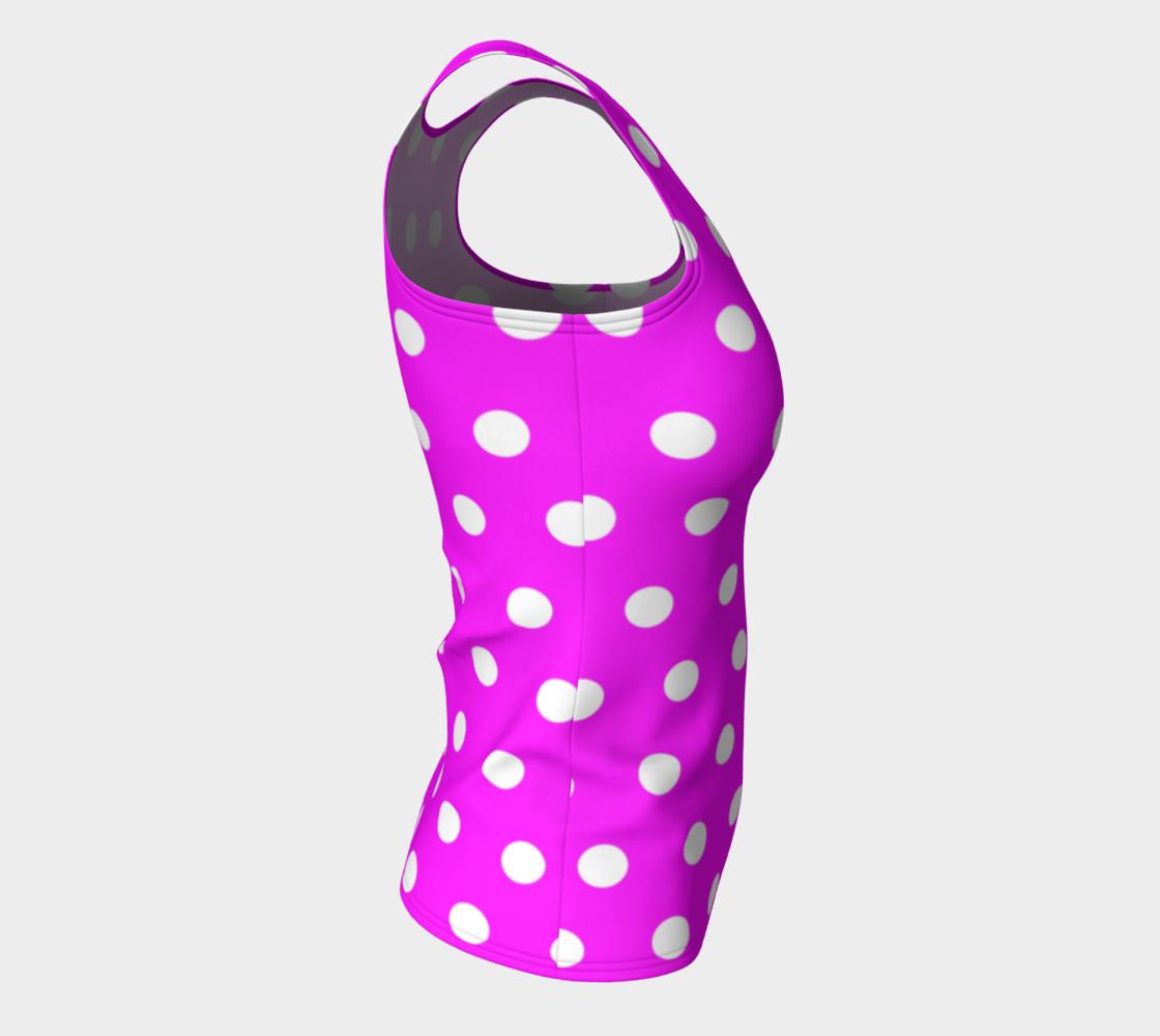 Polka Dots Pink preview #8