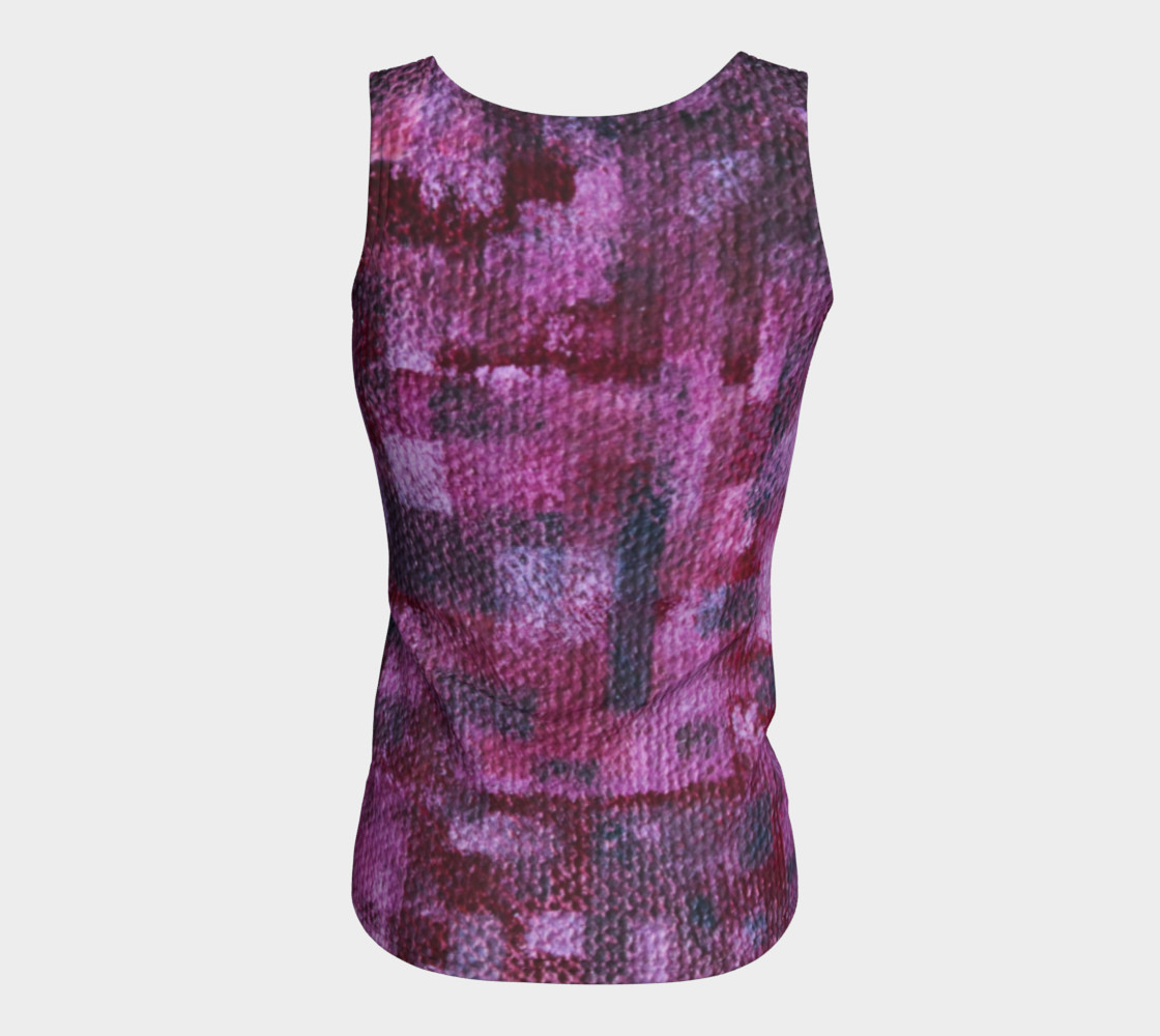Pink Mosaic Tank preview #6
