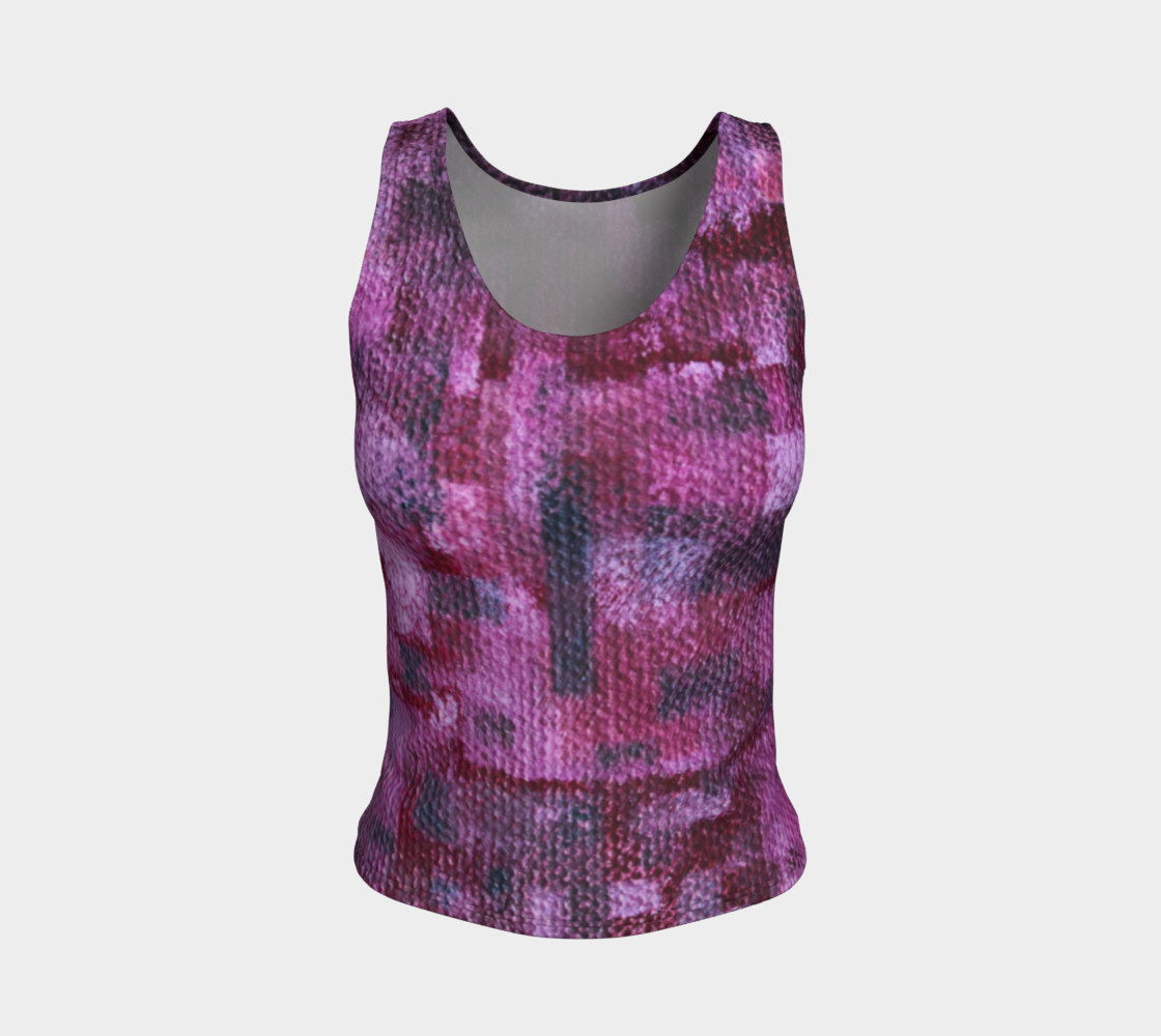 Pink Mosaic Tank preview #1