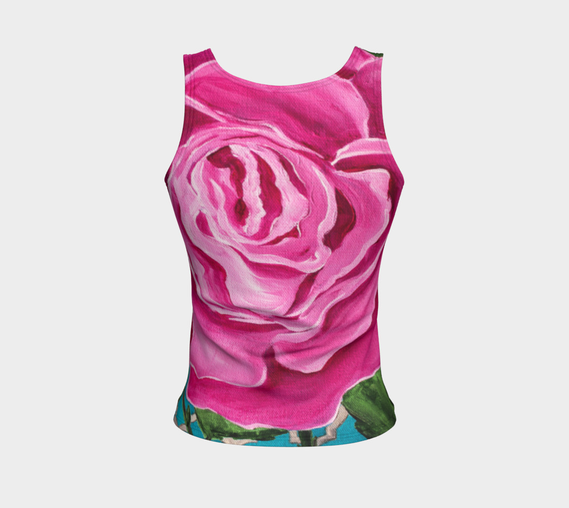 Mother's Day Roses Tank Miniature #3
