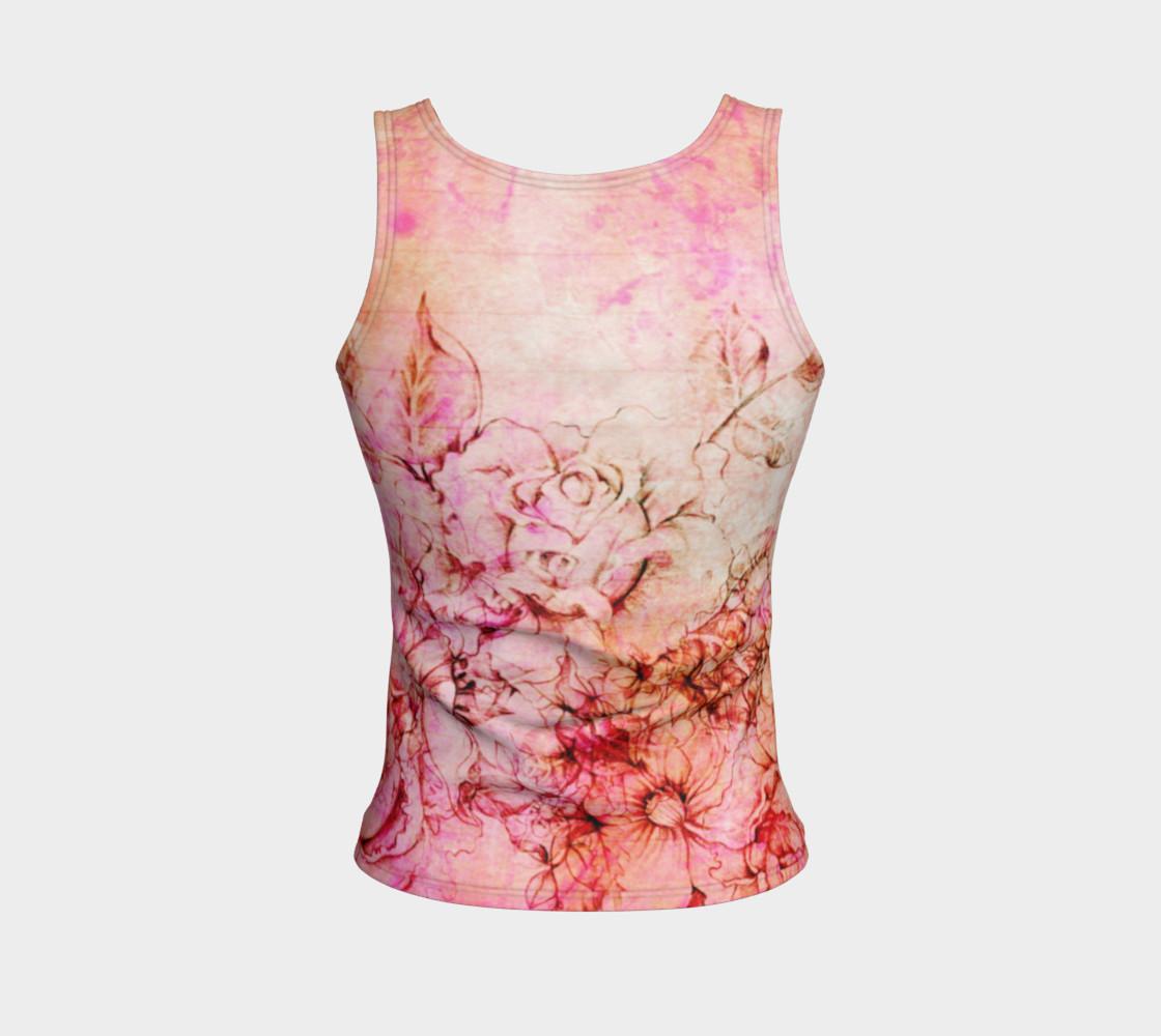 Aperçu de Abstract Flowering Pink #2