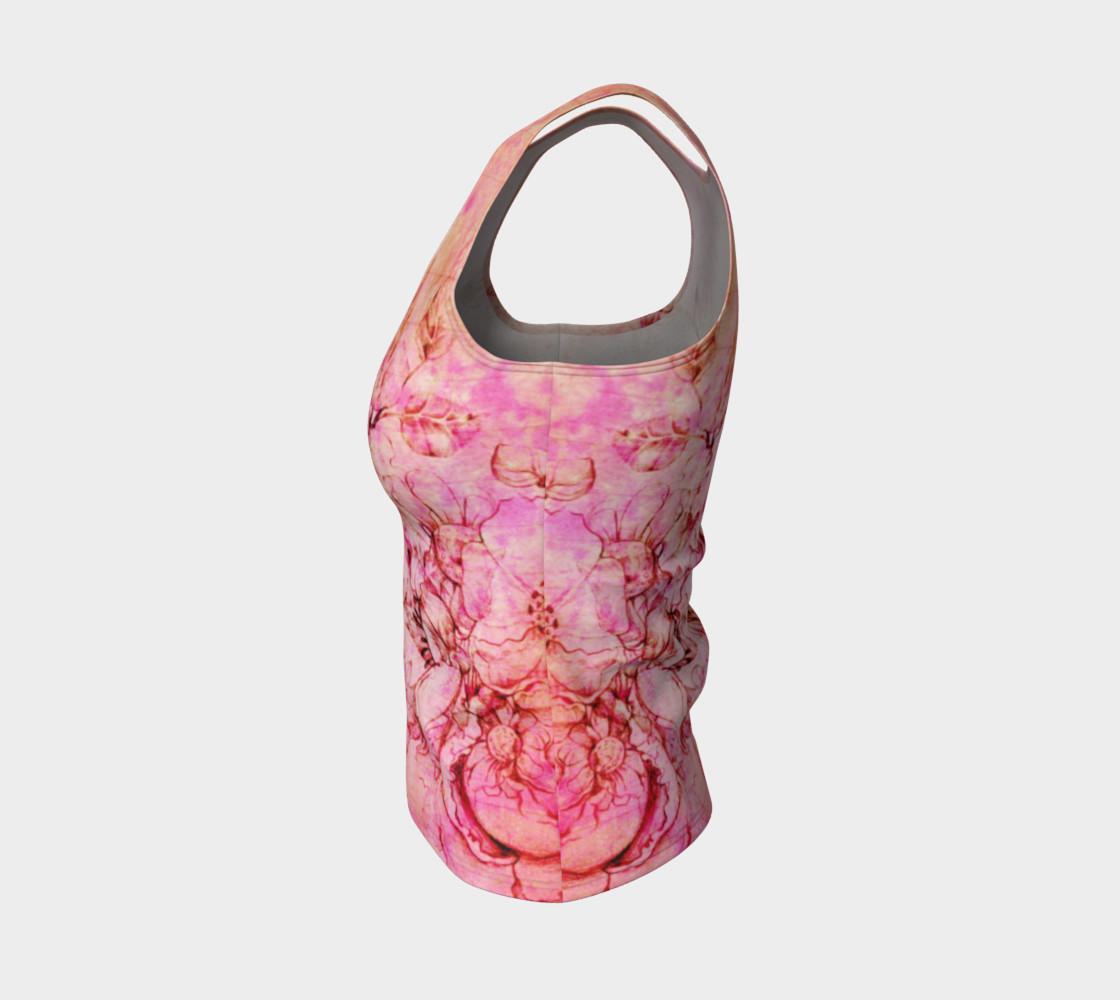 Aperçu de Abstract Flowering Pink #3