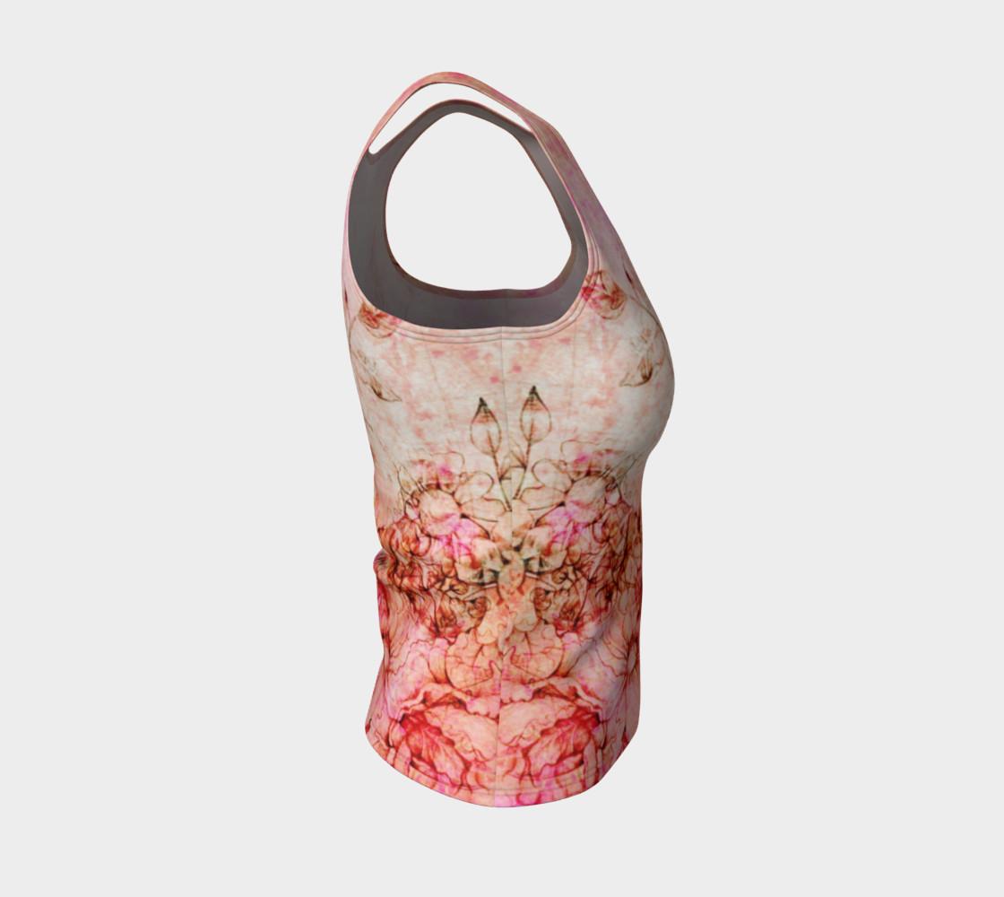 Aperçu de Abstract Flowering Pink #4