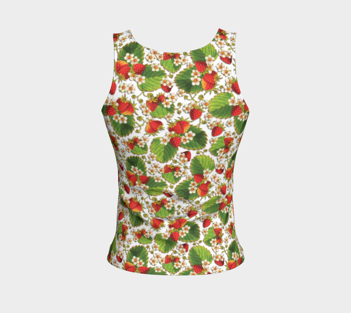 Ripe Strawberries preview #2