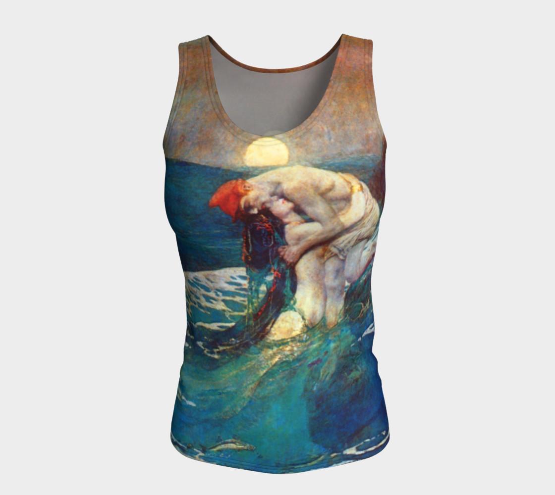 Aperçu de Pyle Mermaid - Fitted Tank Top #5