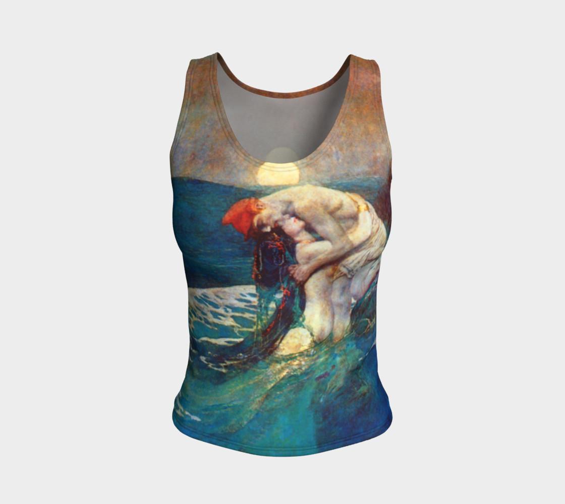 Aperçu de Pyle Mermaid - Fitted Tank Top #1