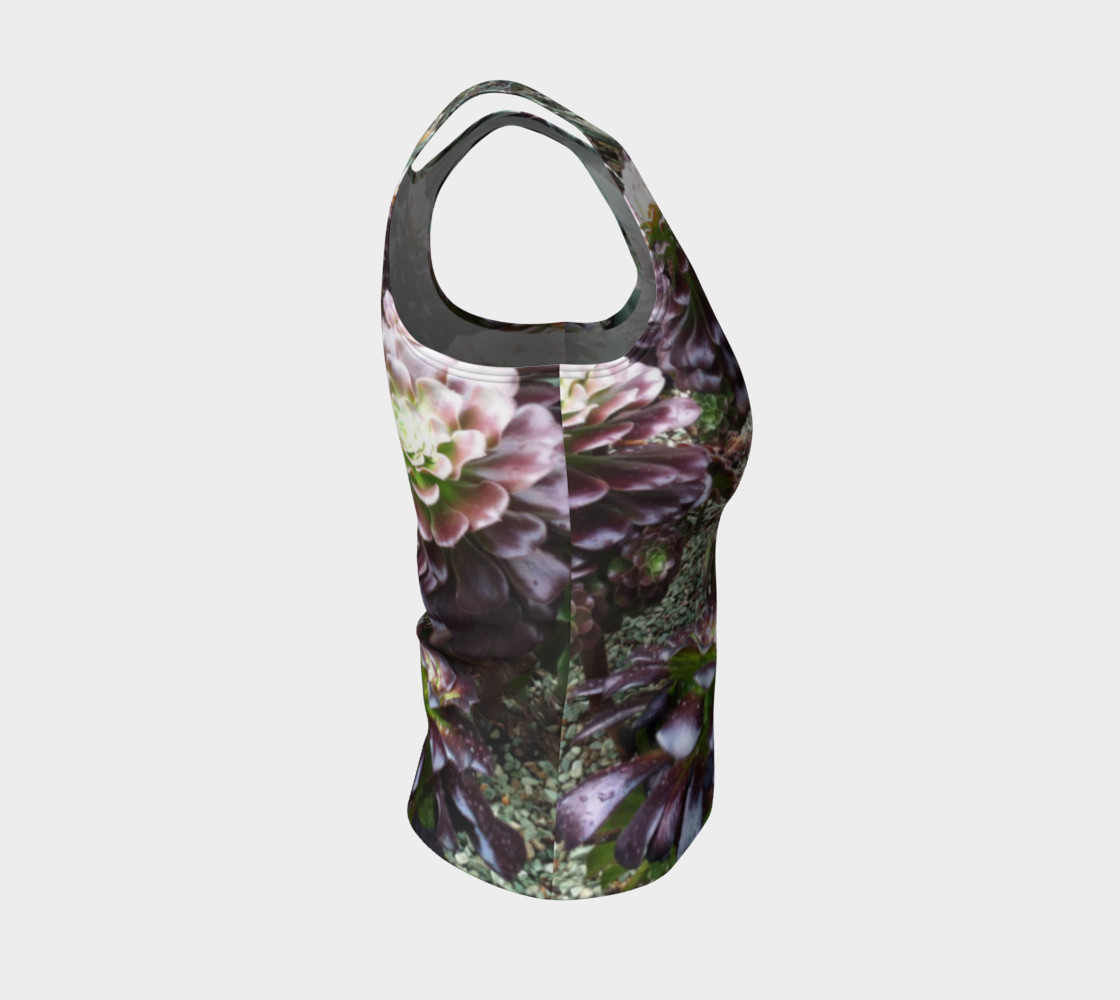 Beautiful Nature, Fitted Tank  preview #4