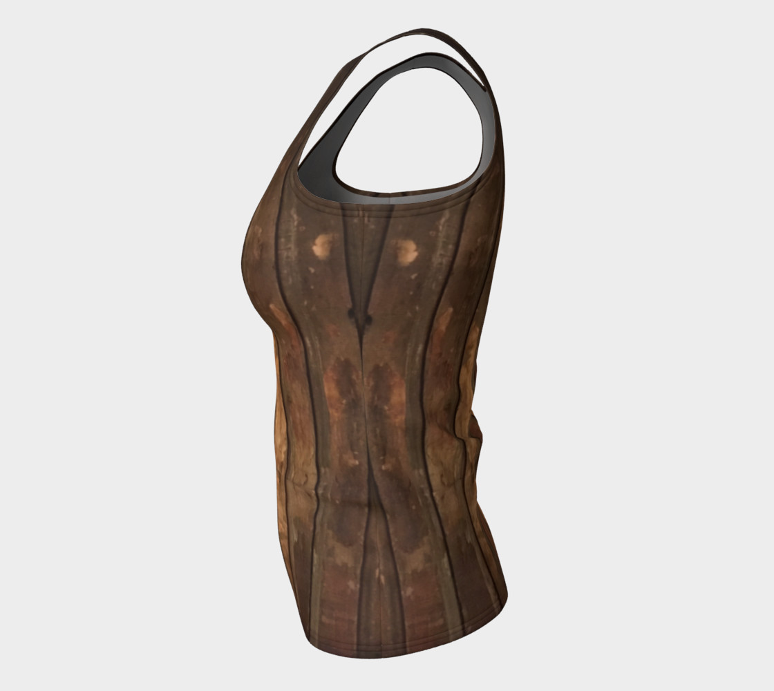 Plank Floor Fitted Tank $28 preview #7