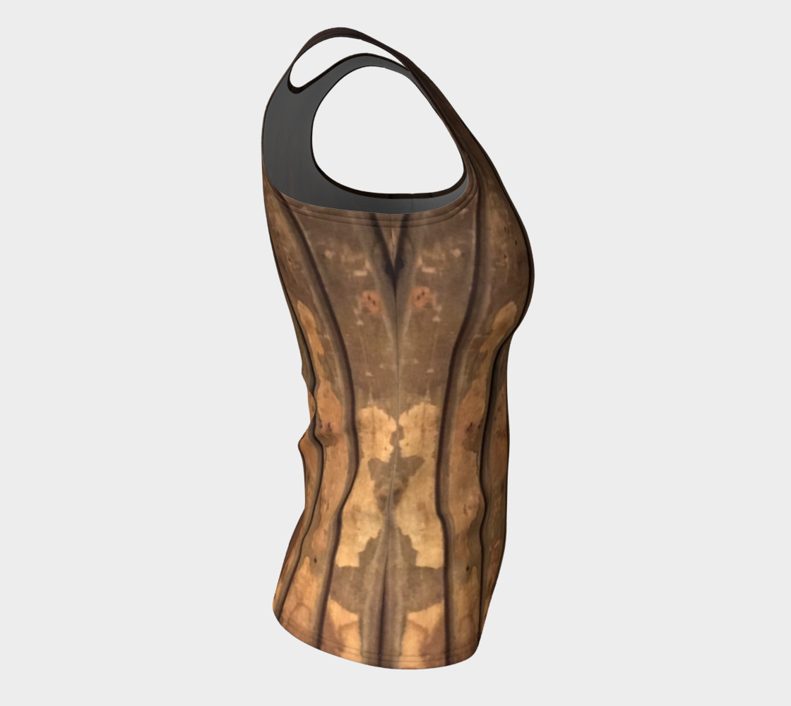 Plank Floor Fitted Tank $28 preview #8