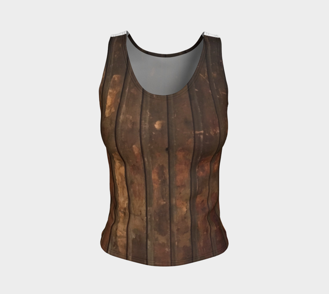 Plank Floor Fitted Tank $28 preview #1