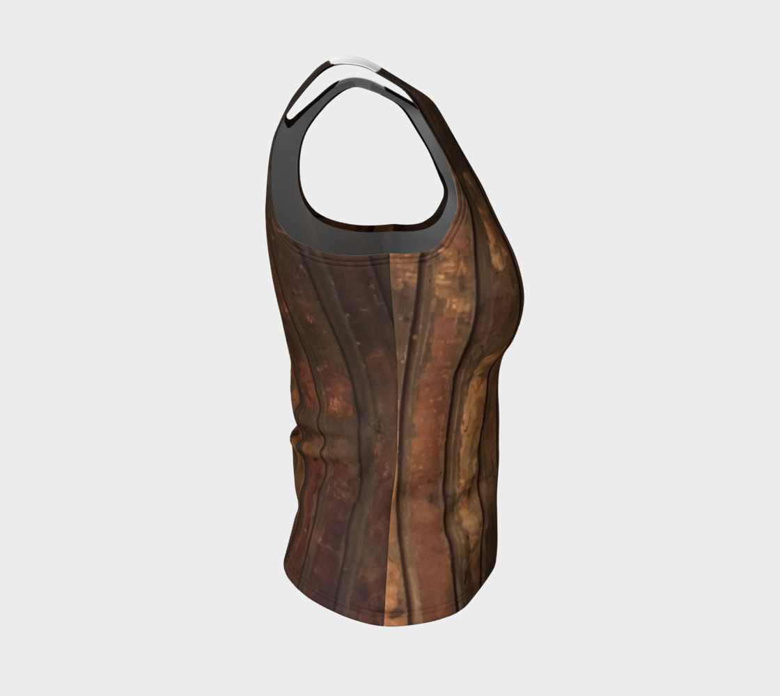 Plank Floor Fitted Tank $28 preview #4