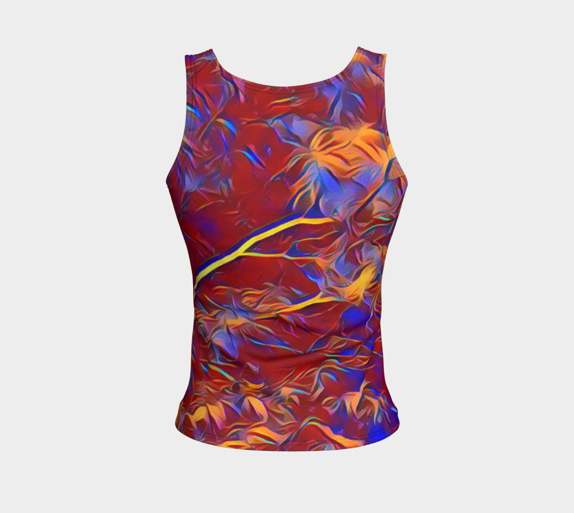 October Afternoon Fitted Tank preview #2