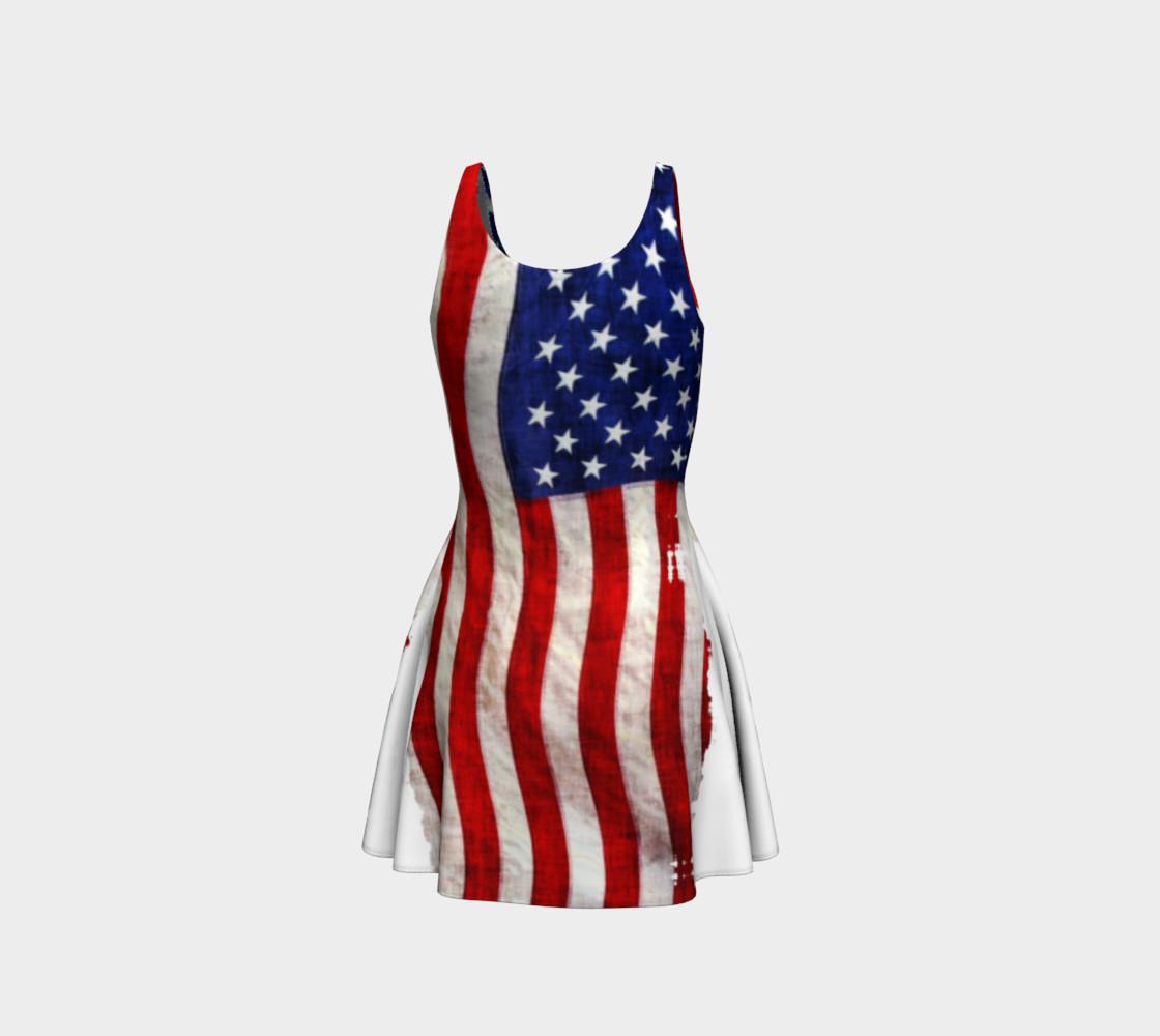 Patriotic US Flag preview #3