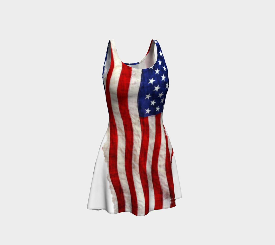 Patriotic US Flag preview #1