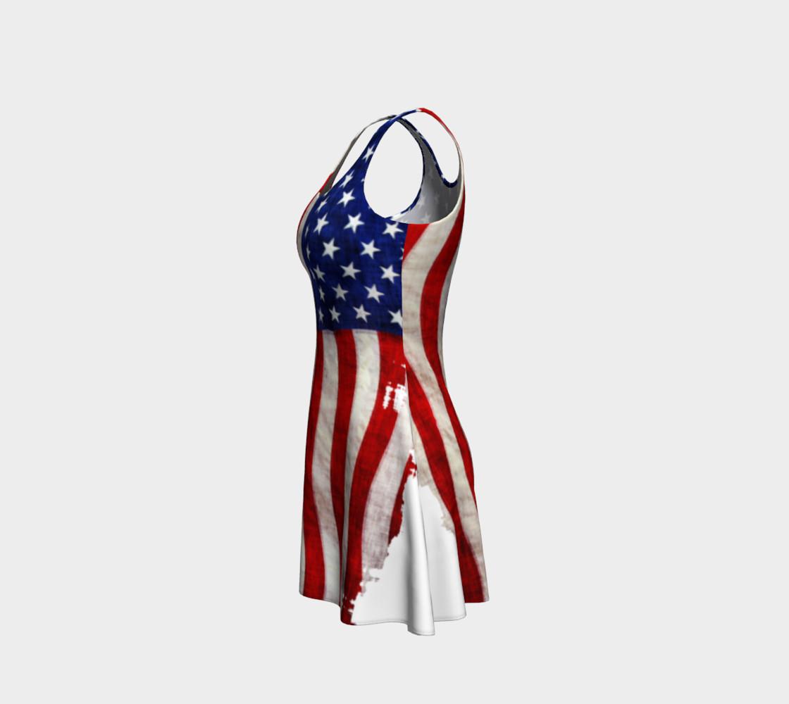 Patriotic US Flag preview #2