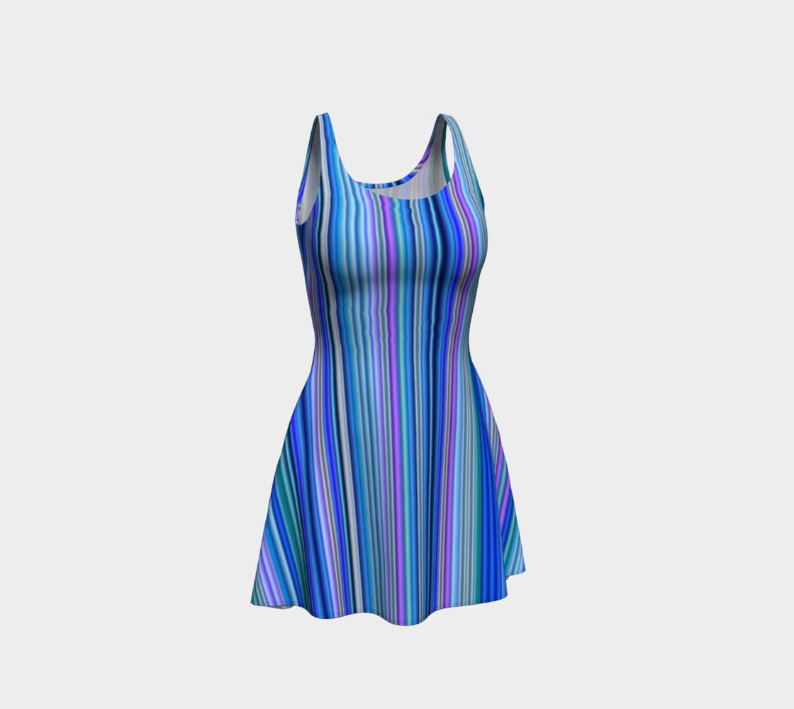 Vibrant vertical stripes preview #1