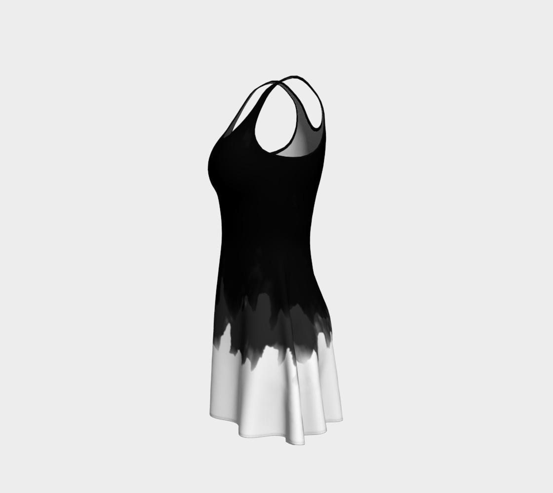 Black & Grey Paint Smear preview #2