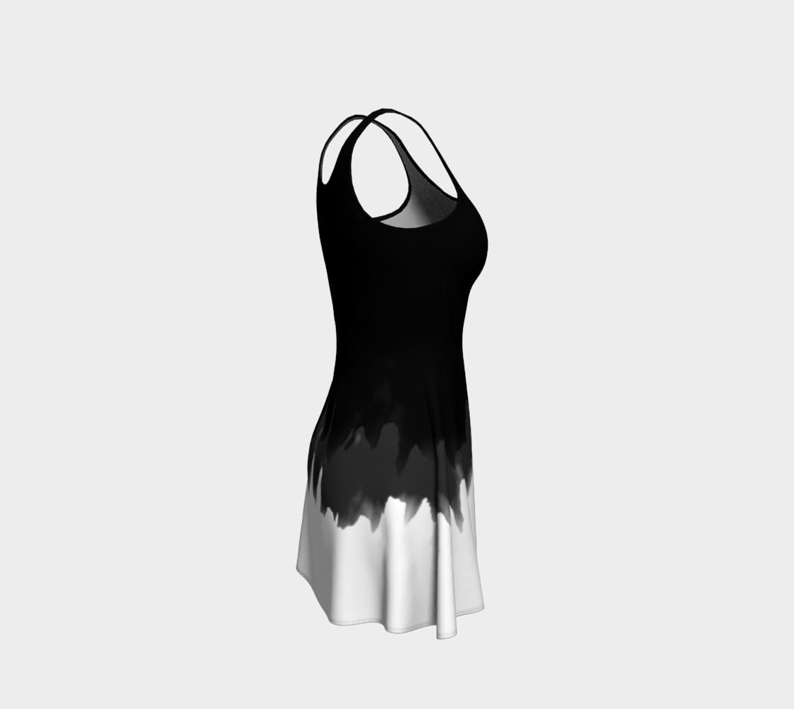 Black & Grey Paint Smear preview #4