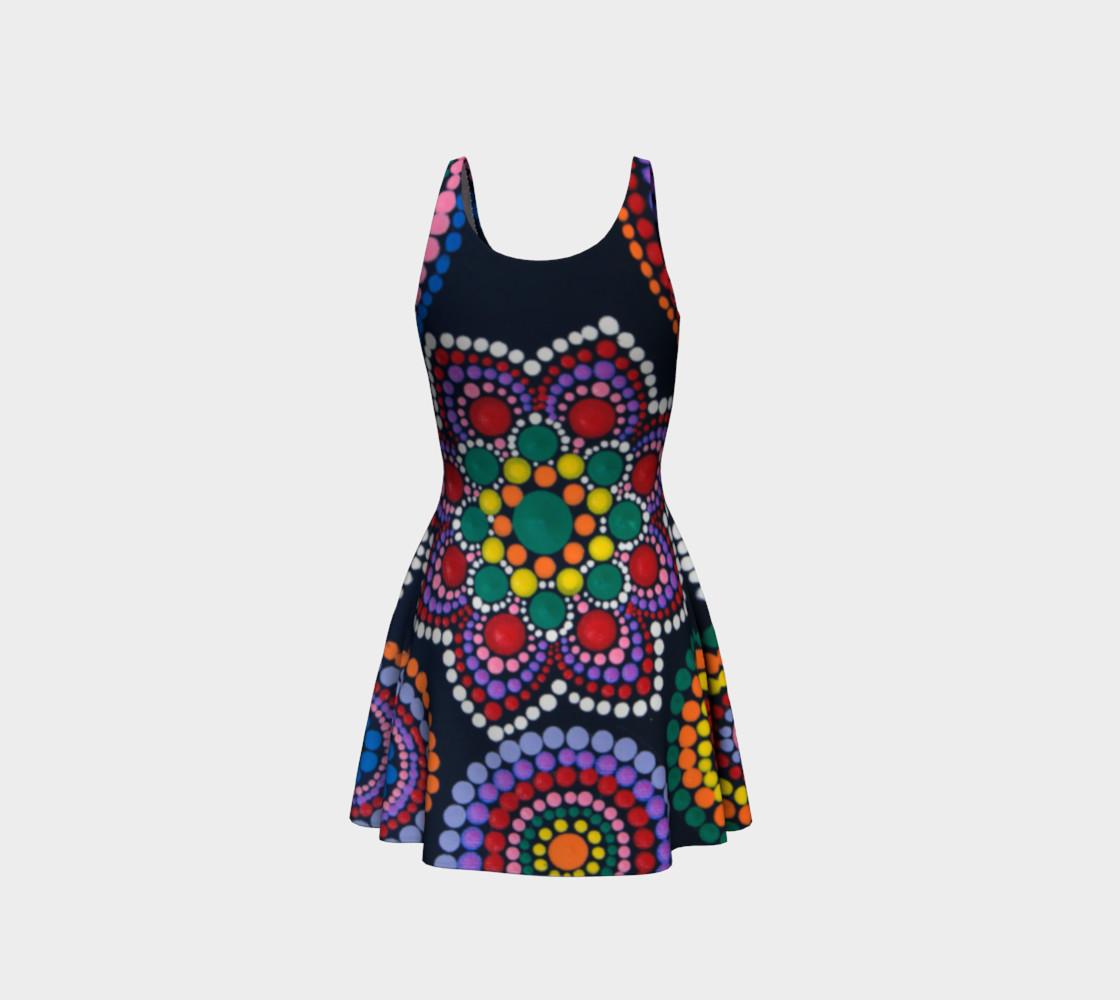 BlinkitArt Star Flare Dress preview #3