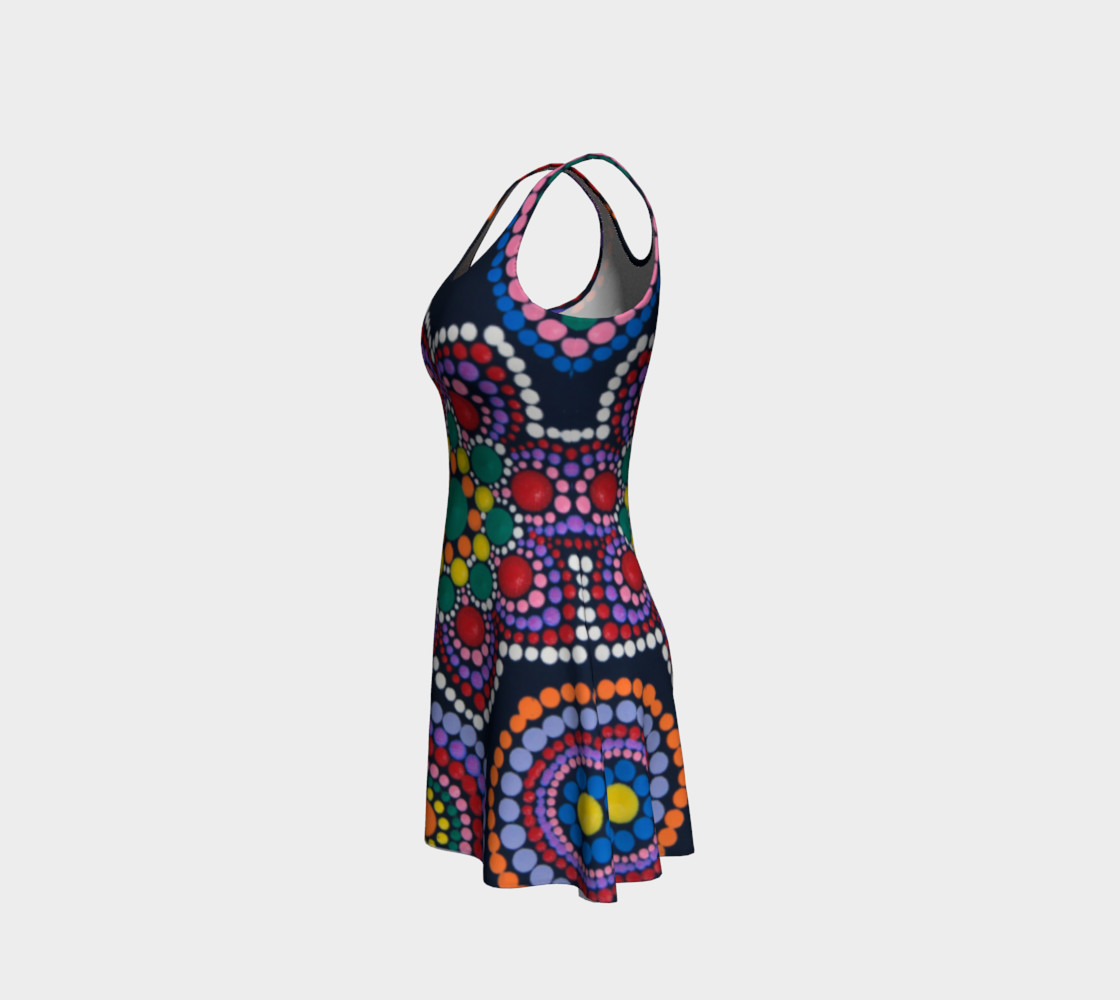 BlinkitArt Star Flare Dress preview #2