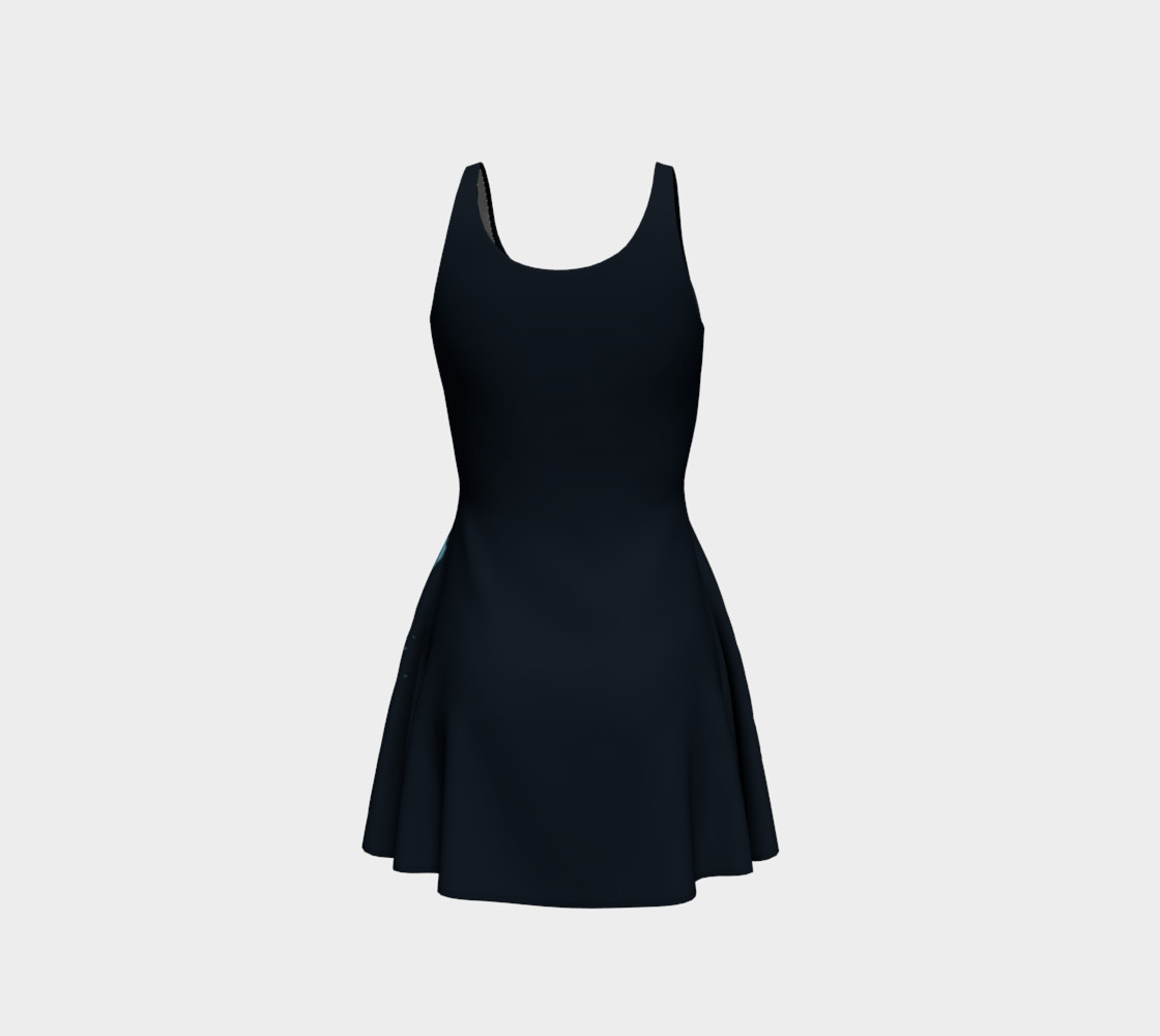 Medusa Flare Dress F preview #3