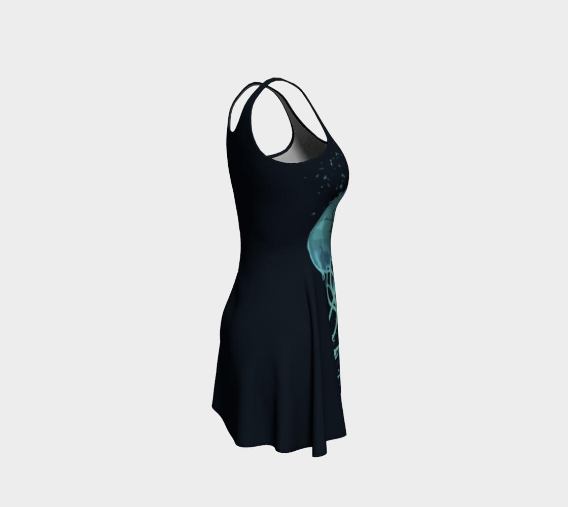 Medusa Flare Dress F preview #4