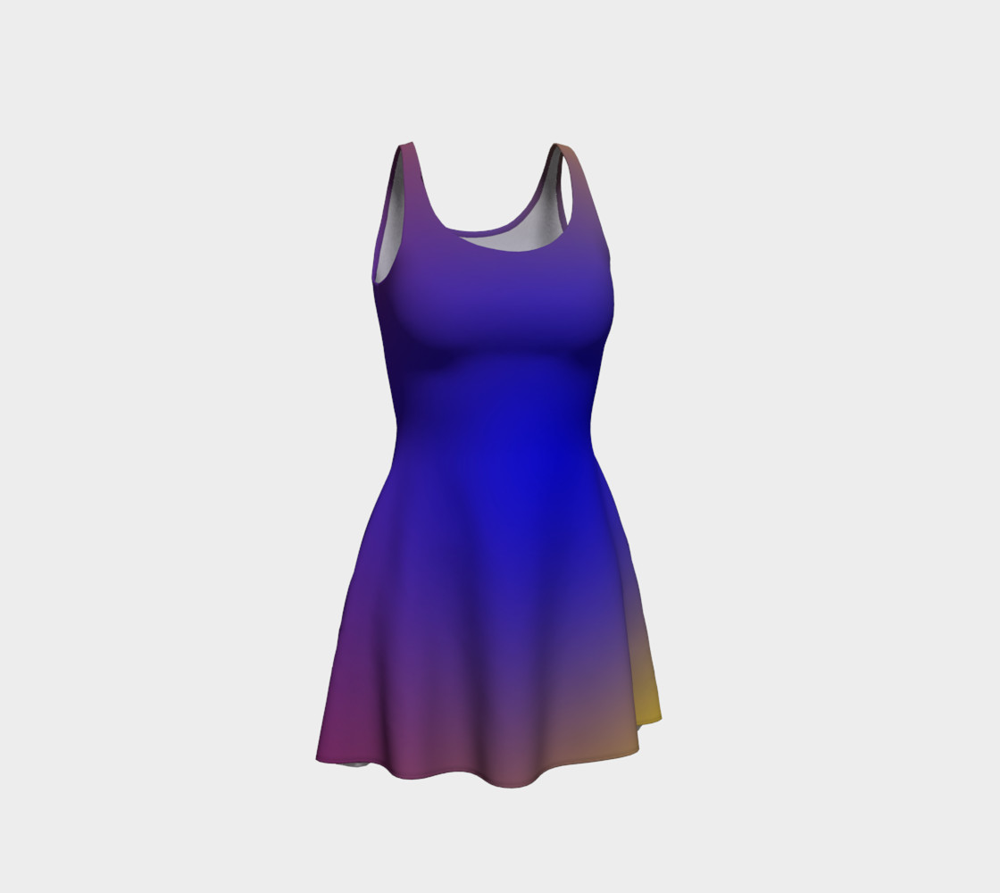 Mind's Eye Flare Dress preview #1