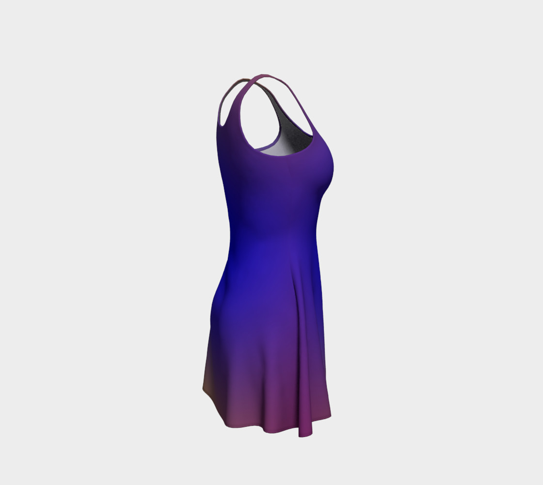 Mind's Eye Flare Dress preview #4