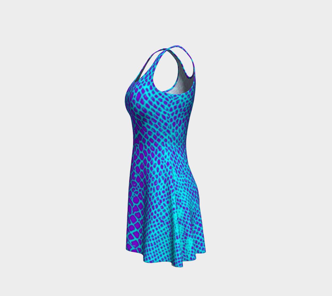 Neon Viper Dress preview #2