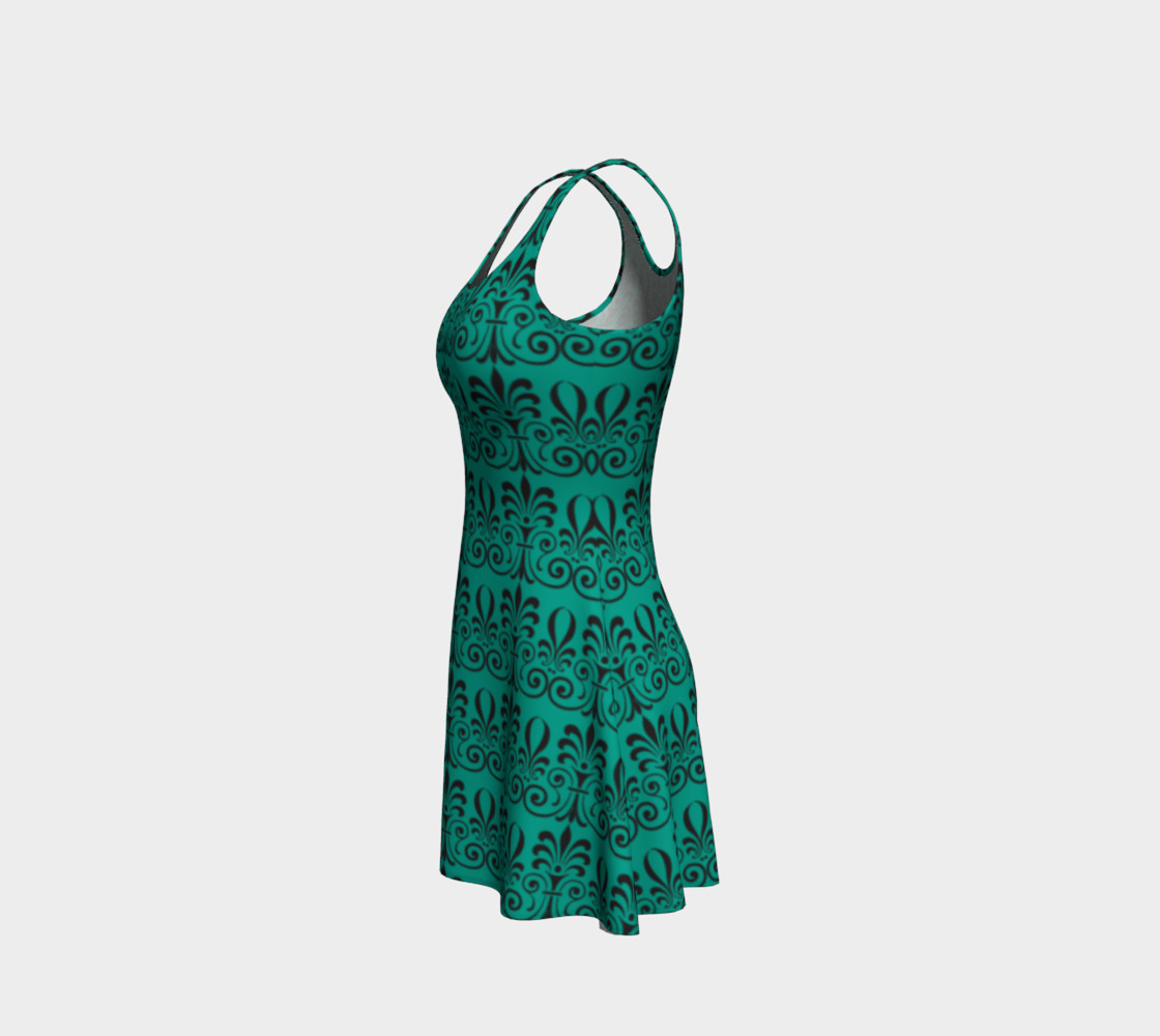 Aperçu de Free to Dream Flare Dress #2