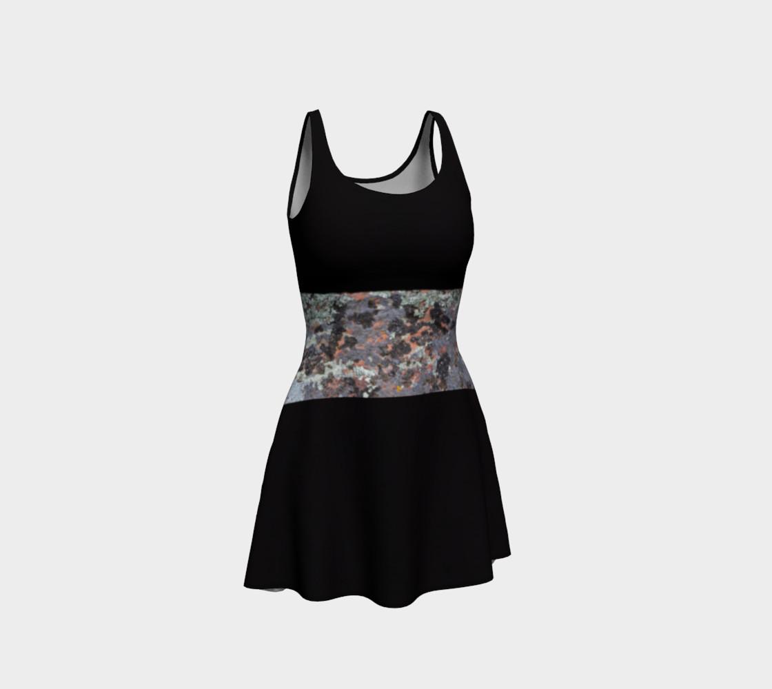 Lichens Lavender Black preview #1
