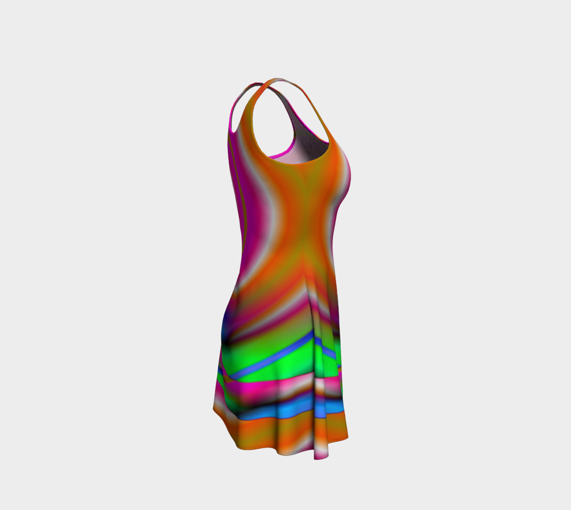 Aperçu de Candy Twist Flare Dress #4