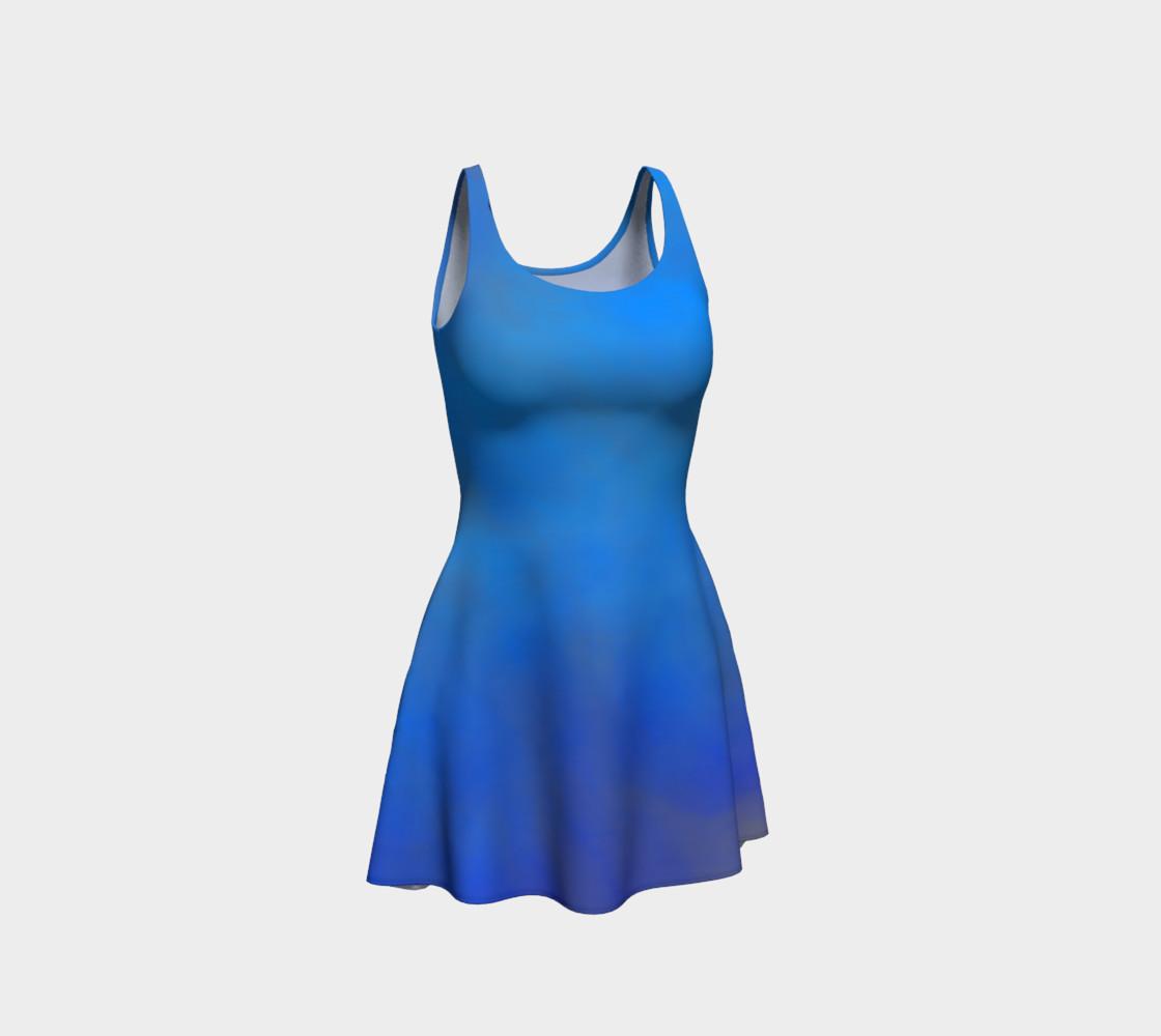 Aperçu de GLOW Flare Dress #1
